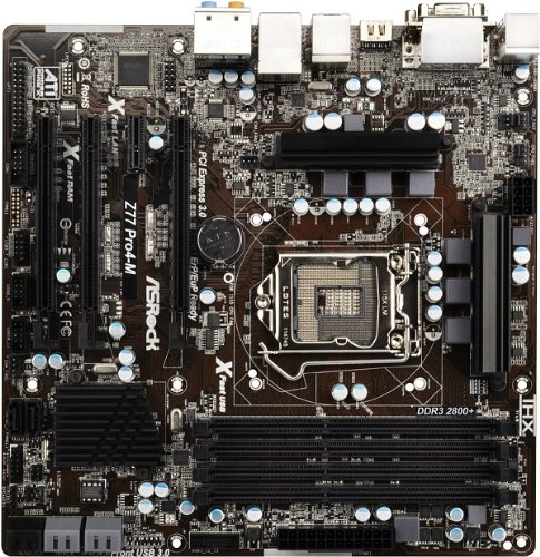 ASRock Z77 Pro4-M Intel Display Drivers for Mac