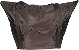 product image for BAGS USA Tote Bag Great for Beach,Shopping or Travel Durable Water Resistant Nylon, Made in U.s.a.