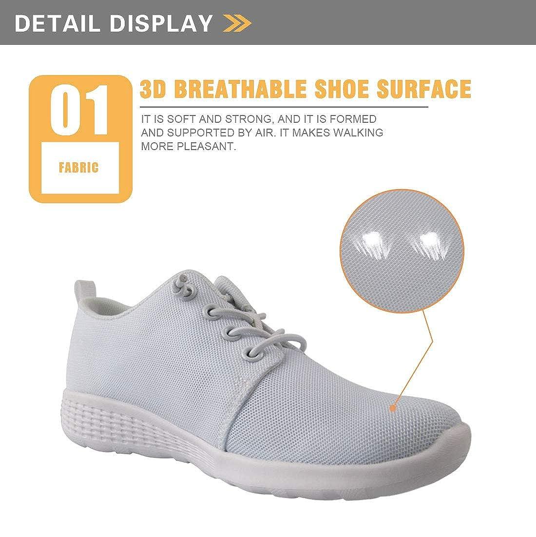 Dellukee Wave Water Shoes for Women Men Pug White Quick Dry Aqua Barefoot for Swim Surf Beach