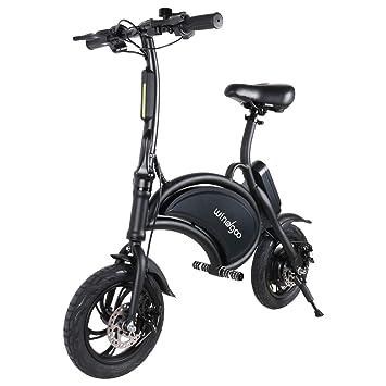 BEEK Plegables Bicicleta eléctrica, Patinete eléctrico ...