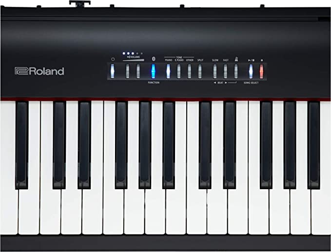 ROLAND FP 30 BK- Piano digital: Amazon.es: Instrumentos musicales