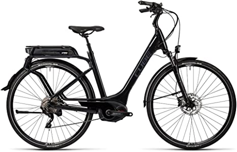 Bicicleta eléctrica CUBE Touring Hybrid 500 Pro Easy Entry 2016-H ...