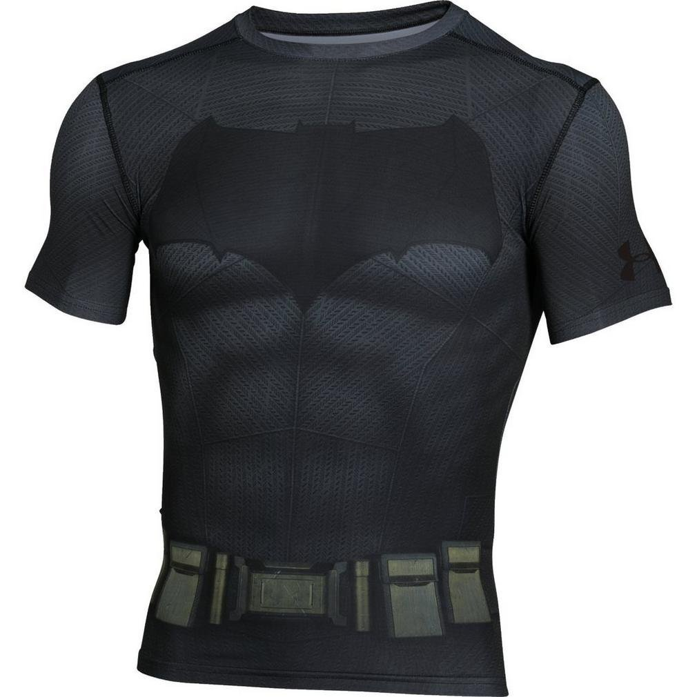 Under Armour Batman Alter Ego Compression T-Shirt - AW16 - Small - Black