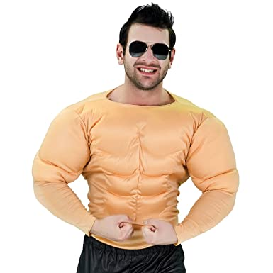 Amazon.com: Disfraces de Hombre Traje de muscular: Clothing