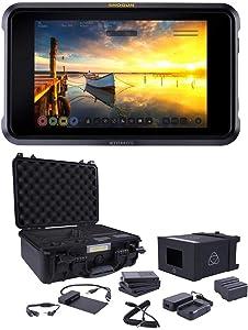 "Atomos Shogun 7 7"" HDR Pro/Cinema Monitor-Recorder-Switcher Accessory Kit for Shogun/Ninja Inferno, and Flame"