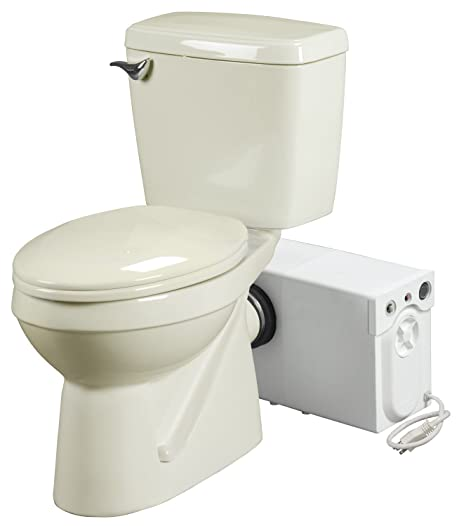 product pump silent system for full with compatible upflush toilet bathroom white systems macerator saniflo anywhere venus