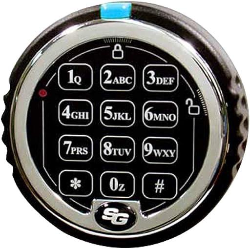 Sargent Greenleaf S G Model 1007-102 Spartan DirectDrive Electronic Safe Lock Kit