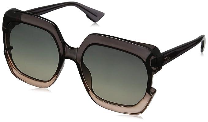 Amazon.com: Dior Gaia – gris, rosa, 07hh anteojos de sol ...