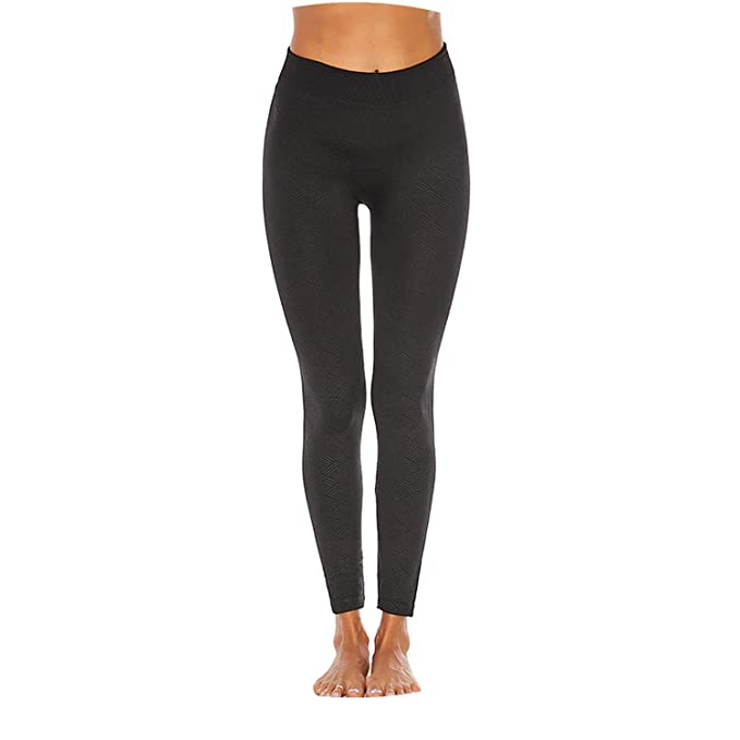 Amazon.com: 2019 Pantalones de yoga sexy, Leggings negros ...