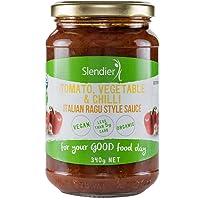 Slendier Tomato, Vegetable and Chilli Italian Ragu Style Pasta Sauce 340 g,