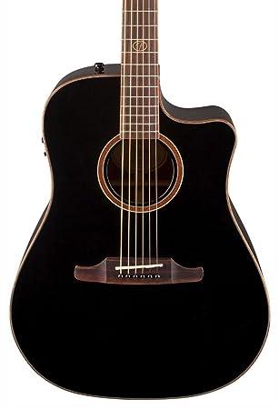 Fender 0968693006 F-1020SCE Dreadnought Cutaway - Guitarra eléctrica, color negro, negro: Amazon.es: Instrumentos musicales