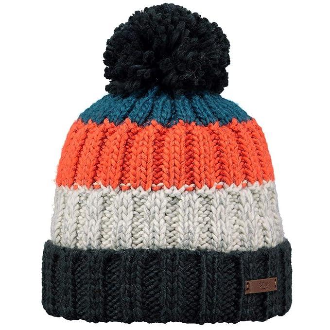 ba472c886ed Barts Wilhelm Men s Hat - Blue - One Size  Amazon.co.uk  Clothing