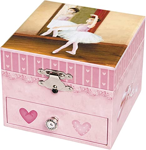 Original Trousselier Paris - Caja de música para bebé (Trousselier 20917): Amazon.es: Juguetes y juegos