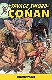 The Savage Sword of Conan 3 (v. 3)