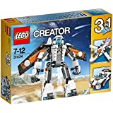 レゴ (LEGO) クリエイター フライヤー・ロボット 31034