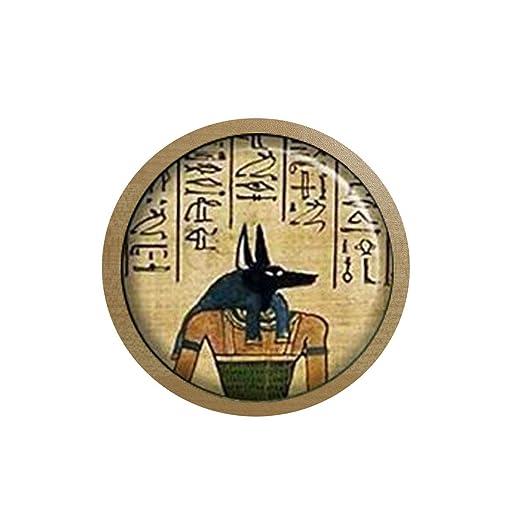 STAI Anubis - Colgante para Nevera, diseño de Anubis: Amazon.es: Hogar
