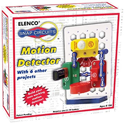 Snap Circuits Motion Detector Kit: Toys & Games
