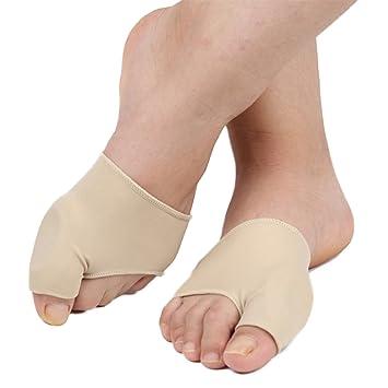 dreamu juanete alivio funda con Gel Pad Cojín para la corrección de juanetes Protector para pies: Amazon.es: Deportes y aire libre