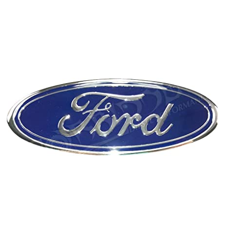 Amazon Com Ford Fz  Ab Front Grille Emblem  Inches By  Inches Automotive