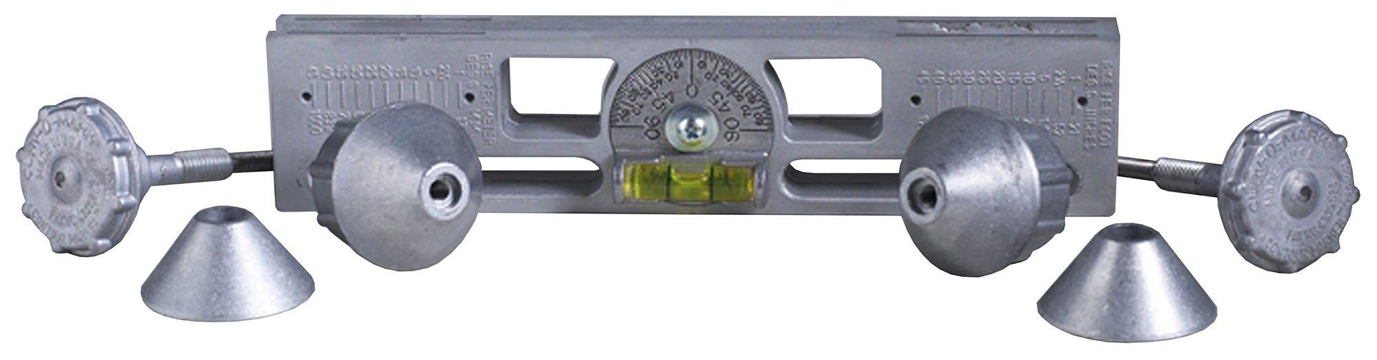 Jackson Safety 14796 Curv-O-Mark #33 Universal Level
