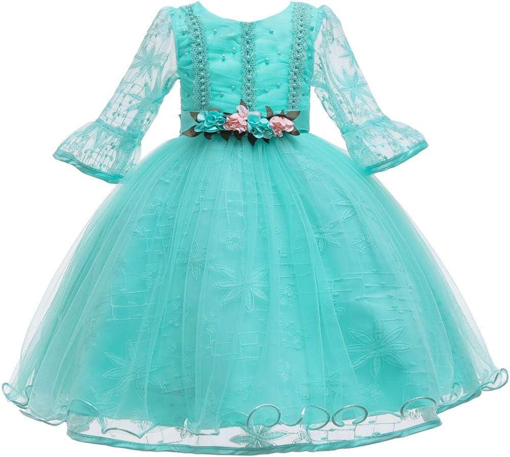 FBGood Vestido de Baile de Princesa, Falda de tutú de Encaje de ...