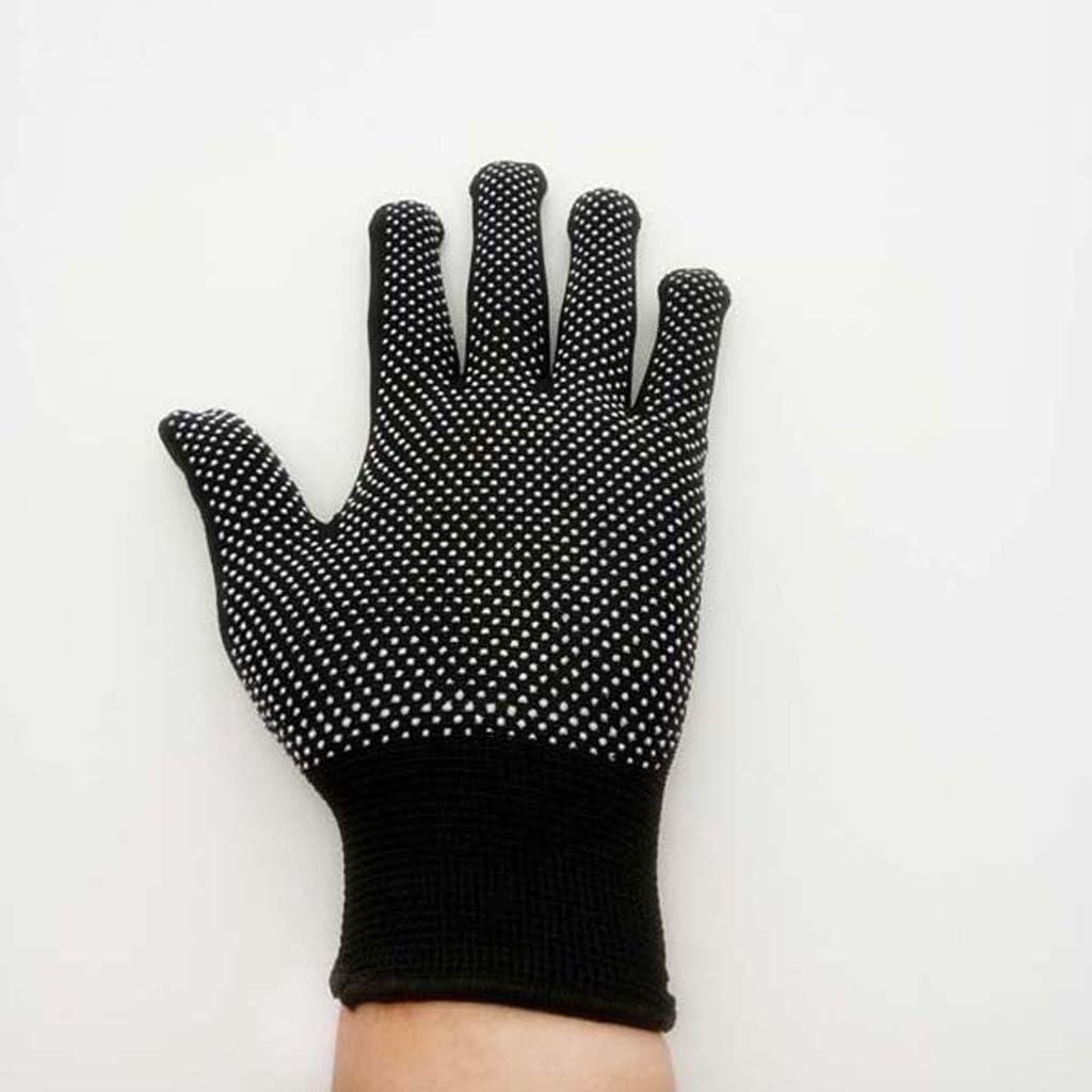 Guantes de trabajo en algodón antideslizantes pintados a mano ...