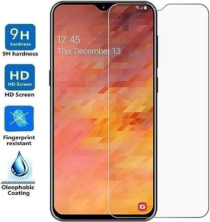 REY Protector de Pantalla para Samsung Galaxy M10 - M20: Amazon.es: Electrónica