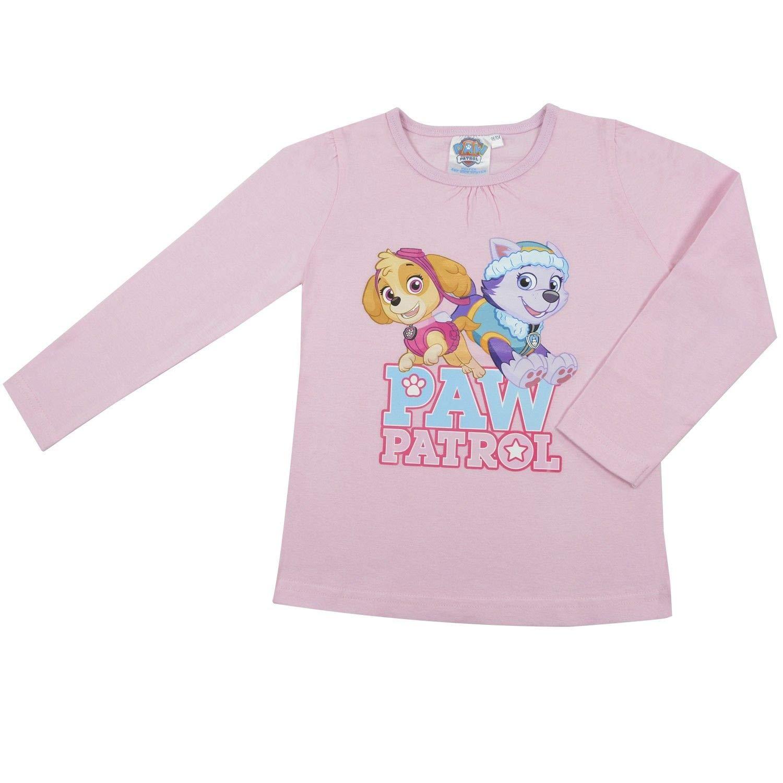 c838957bd7 Paw Patrol Girl AUSWAHL Pullover Langarm Shirt T-Shirt Sweatshirt (2 Jahre,  Pink): Amazon.de: Baby