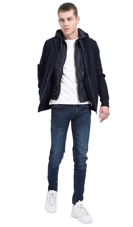 BACKLIGHT Long Sleeves Vest Winter Collection Men