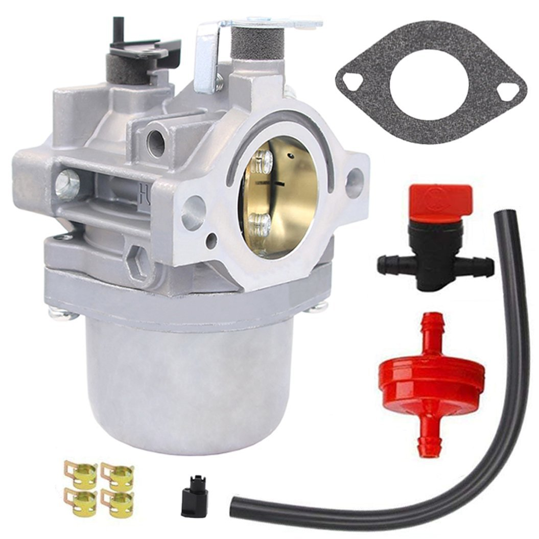 HOOAI LMT 5-4993 Walbro Carburetor for Briggs & Stratton 799728 498027 499161 498231 494502 494392 495706 498134 496592 699318 699737 699856 699896-28V707 Carburetor