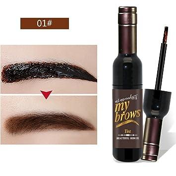 Amazon.com : Froomer Long Lasting Tattoo Eyebrow Gel Peel Off ...