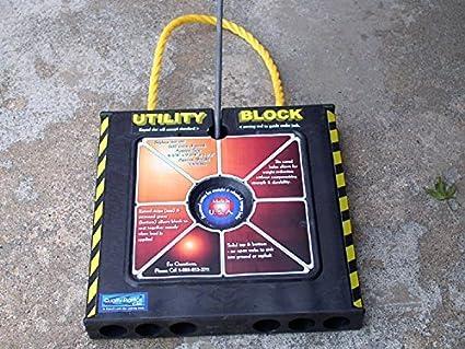 Amazon com: Quality Plastics Utility Block - Four Pack: Automotive