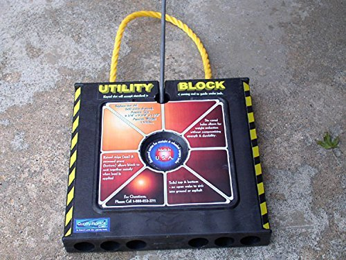 Quality Plastics Utility Block - Four Pack ()