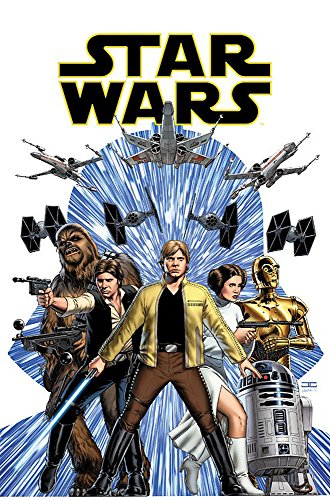 marvel star wars comic - 1