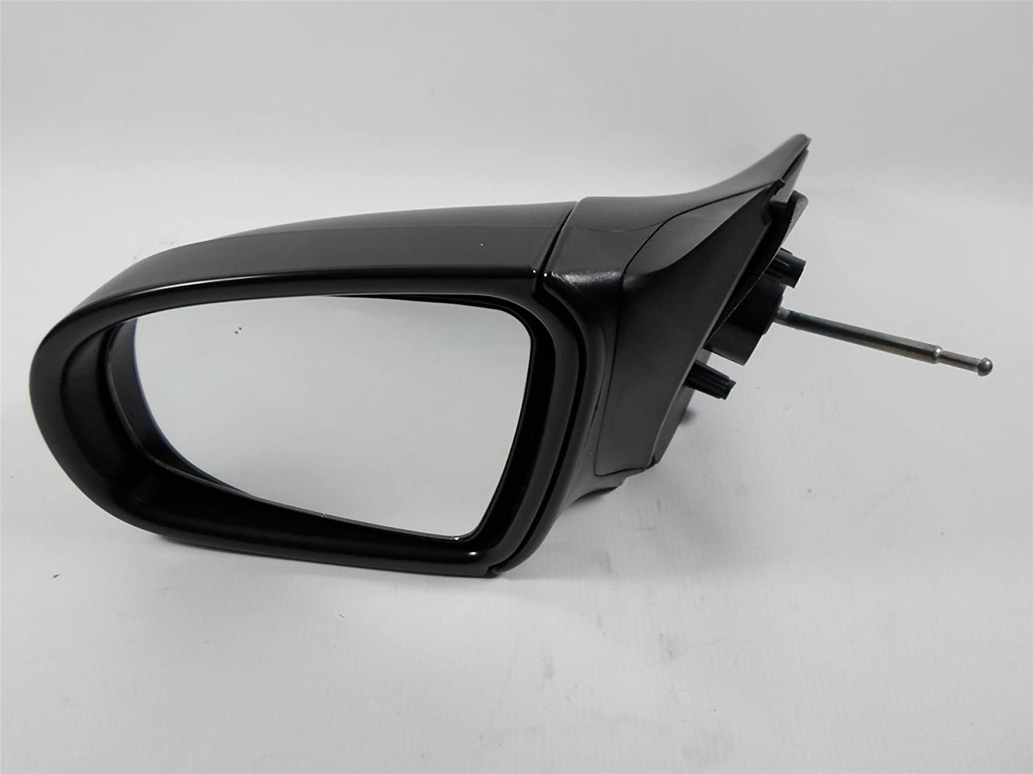Left Hand Wing Mirror Black Non-Heated