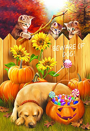 The Great Candy Heist 500 pc Jigsaw Puzzle - Halloween Puzzle - by SunsOut