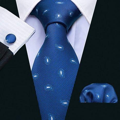 WOXHY Corbata de los Hombres Ls-5042 Corbatas para Hombre Corbata ...