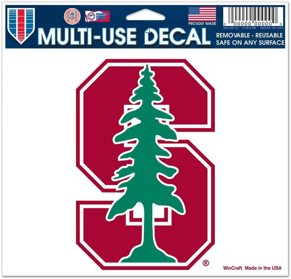 Stanford University Bumper Sticker 3 x 11 Inch