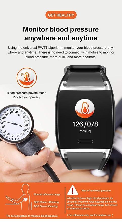 Amazon.com: HalfSun Fitness Tracker, Reloj de actividad con ...