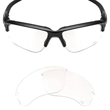 09eebf9b60 Mryok+ Polarized Replacement Lenses for Oakley Si Speed Jacket - HD Clear