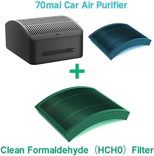 ZHYY El purificador del Aire del Coche, Filtro del purificador PM2 ...