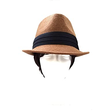 Image Unavailable. Image not available for. Color  David   Young Khaki  Fedora 4fd0bcf19e6