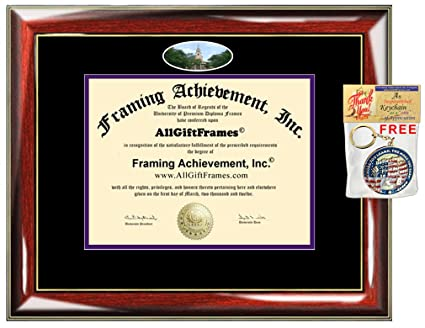 Amazon.com: TCU Diploma Frame Texas Christian University ...