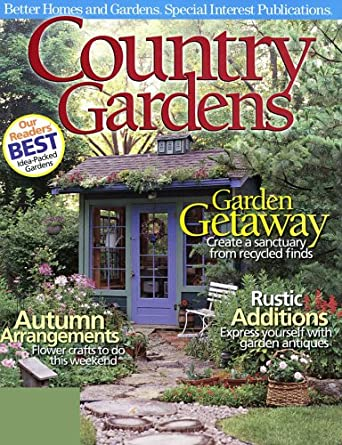 Country Gardens: Amazon.Com: Magazines