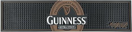 Guinness Gaelic Label Bar Mat