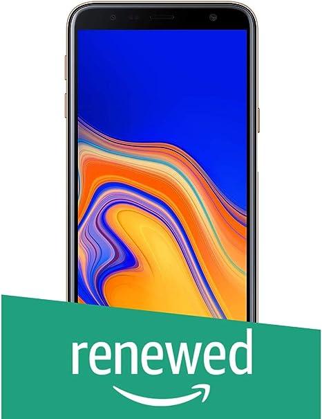 SAMSUNG Galaxy J4 Plus (SM-J415G / DS) de 32 GB de Oro, Dual Sim, Pantalla de 6