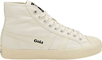 Gola Womens Coaster High Sneakers | Off White - 7