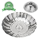 Vegetable Steamer Basket - 5.3