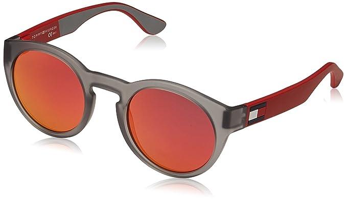 Tommy Hilfiger - Gafas de sol - para hombre Gris Geräuchert ...