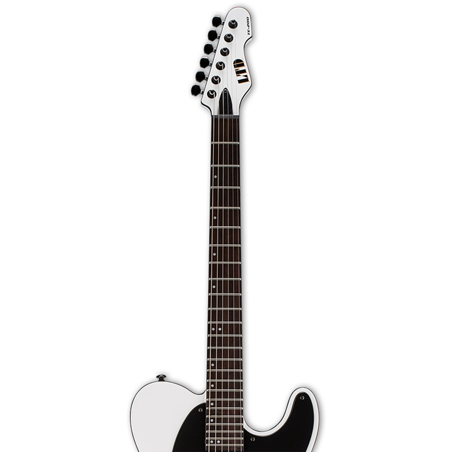 LTD Guitars & Basses TE-200M BLK- Guitarra eléctrica: Amazon.es: Instrumentos musicales